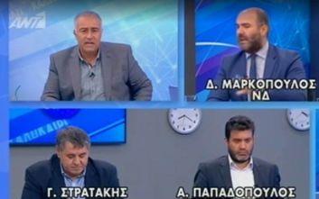Μαρκόπουλος: Αν τρέξει λίγο αιματάκι μπαχαλάκια αμέσως τα μέσα ενημέρωσης «πω πω το παιδί»