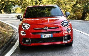 Αυτό είναι το Fiat 500X sport