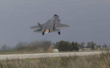 Αποκάλυψη: 22.000 ευρώ θα μας κοστίζει κάθε μια ώρα πτήσης των υπερσύγχρονων μαχητικών F-35