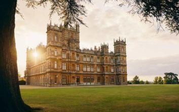 Μια βραδιά στο κάστρο του Downton Abbey μέσω Airbnb