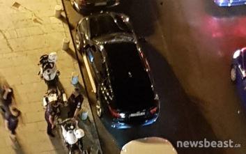 Και το πρωθυπουργικό αυτοκίνητο «ανέβηκε» στη Θεσσαλονίκη