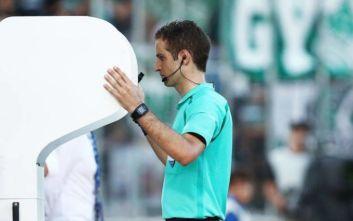 Κοντονής: Η Super League έπρεπε να πληρώσει το VAR, όχι το ελληνικό δημόσιο