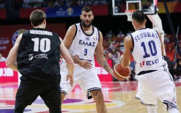 Εθνική μπάσκετ: Τα σενάρια πρόκρισης στα προημιτελικά του Μουντομπάσκετ