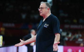 Με Σκουρτόπουλο στα προκριματικά του EuroBasket 2021 η Εθνική