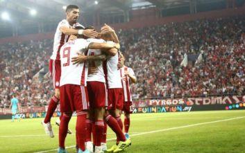 Νίκη πριν τα ματς με Μπάγερν και ΑΕΚ θέλει ο Ολυμπιακός