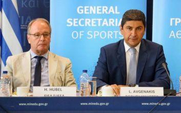Χούμπελ: Συγχαρητήρια στον Αυγενάκη, το ελληνικό ποδόσφαιρο είναι ενωμένο