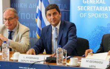 Αυγενάκης: Να εμπιστευτούμε το VAR, θα φέρει εξαιρετικά αποτελέσματα