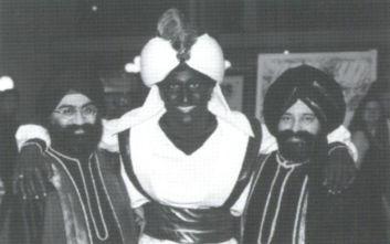 Νέα βίντεο και φωτογραφίες που δείχνουν τον Τριντό με βαμμένο μαύρο πρόσωπο