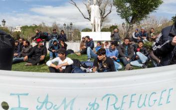Μια διαφορετική εμπειρία Ανατολής «σερβίρουν» πρόσφυγες στο δικό τους καφέ στη Θεσσαλονίκη
