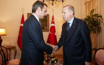 Κυριάκος Μητσοτάκης: Σήμερα το κρίσιμο ραντεβού με Ερντογάν, παράθυρο για τετ α τετ με Τραμπ