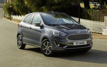 Ανακαλούνται Ford Ka+ για αλλαγές στην καλωδίωση της μπαταρίας