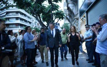 Παραιτήθηκε από το δημοτικό συμβούλιο Θεσσαλονίκης ο Νίκος Ταχιάος
