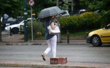 Καιρός: Η προειδοποίηση του meteo για έντονες βροχές και καταιγίδες
