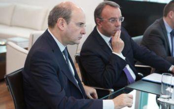 Τι απαντούν Σταϊκούρας και Χατζηδάκης στον ΣΥΡΙΖΑ για τα ΕΛΠΕ