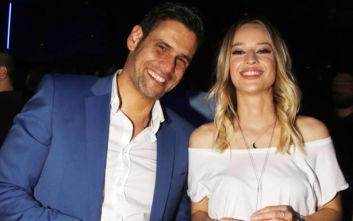 Χώρισε ο Δημήτρης Ουγγαρέζος και το ανακοίνωσε στον τηλεοπτικό «αέρα»