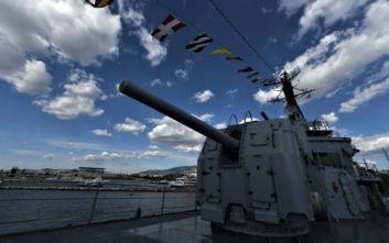 To ιστορικό αντιτορπιλικό «Βέλος» πηγαίνει στη Θεσσαλονίκη