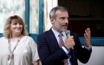 Ζέρβας: Νιώθω σαν τα πρωτάκια γιατί ξεκινάω καινούργιος στο δήμο Θεσσαλονίκης