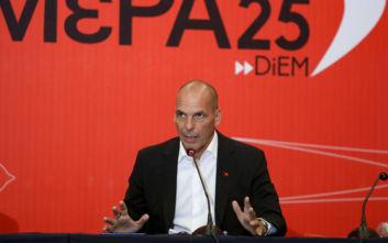 Βαρουφάκης: Χρέος μου να ηχογραφώ το Eurogroup, ελπίζω να το έκανε και ο Σταϊκούρας