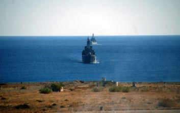 Μήνυμα ισχύος από την Ελλάδα με την άσκηση «Παρμενίων 2019»