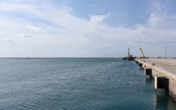 Οι Αμερικανοί επενδύουν πολλά στο λιμάνι της Αλεξανδρούπολης