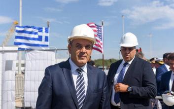 Παναγιωτόπουλος: Πνέει ούριος άνεμος για την πορεία των ελληνοαμερικανικών σχέσεων