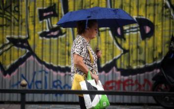 Καιρός: Βροχές και καταιγίδες σήμερα, θα βρέξει και στην Αττική
