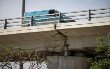 Στο «κόκκινο» πολλές γέφυρες της χώρας: Έχουν ξεπεράσει το προσδόκιμο όριο ζωής τους