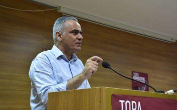 Σκουρλέτης: Αντιπερισπασμός για το σκάνδαλο NOVARTIS το αίτημα εξαίρεσης στελεχών του ΣΥΡΙΖΑ από την προανακριτική