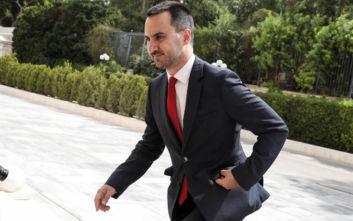 Αλέξης Χαρίτσης: Ο ΣΥΡΙΖΑ θα παρουσιάσει στη ΔΕΘ μία προοδευτική, αριστερή, εναλλακτική λύση