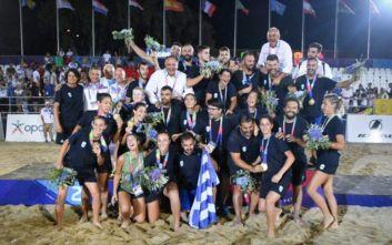 Σάρωσε τα μετάλλια η Ελλάδα στουςΠαράκτιους Μεσογειακούς Αγώνες