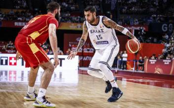 Μουντομπάσκετ 2019: Μοναδική εκκρεμότητα η εθνική Ελλάδας για τους «16»