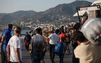 Γενική απεργία στα νησιά του Β. Αιγαίου στις 22 Ιανουαρίου για το μεταναστευτικό