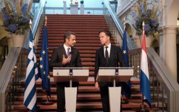 Μαρκ Ρούτε: Έχουμε εμπιστοσύνη στη νέα κυβέρνηση της Ελλάδας