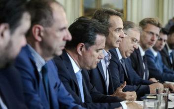 Η ατζέντα της σύσκεψης του πρωθυπουργού με τους περιφερειάρχες