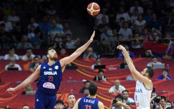 Μουντομπάσκετ 2019: Οι Σέρβοι επικράτησαν των Ιταλών στο ντέρμπι του ομίλου