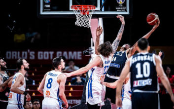Τσεχία-Ελλάδα: «Έσβησε» το όνειρο πρόκρισης στην οκτάδα του Μουντομπάσκετ για την Εθνική