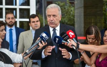 Αβραμόπουλος: Να αποκαλυφθούν οι εμπνευστές, σκευωροί και συνεργοί μιας σκοτεινής υπόθεσης