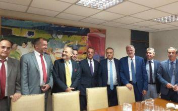 «Καυτά» θέματα από τους δικηγόρους στον υπουργό Οικονομικών