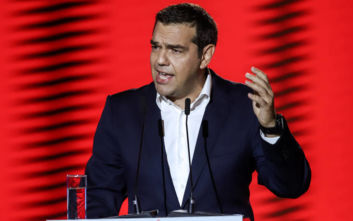 Τσίπρας στη ΔΕΘ: Αν δε συμφωνεί ο νόμος με τις επιθυμίες του κ. Μητσοτάκη αλλάζουμε τον νόμο