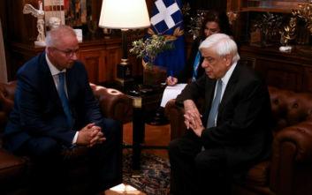 Παυλόπουλος: Η Ευρώπη δεν μπορεί να κάνει βήματα πίσω για να περιμένει άλλους