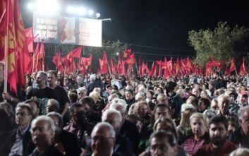 Το Φεστιβάλ ΚΝΕ-Οδηγητή αποχαιρέτησε τον Λαυρέντη Μαχαιρίτσα