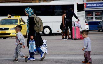 Μετακινήθηκαν 150 αιτούντες άσυλο από τη Σύμη στην Κω και τη Λέρο