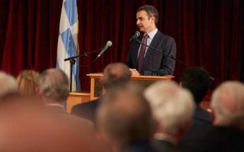 Μητσοτάκης: Αντισυνταγματική η πρόταση ΣΥΡΙΖΑ για την ψήφο των αποδήμων