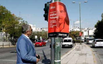 Πατούλης για αφίσες: Τα κόμματα να σεβαστούν τους νόμους που ψήφισαν