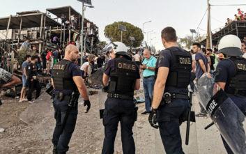 Μόρια: Ήρεμη η κατάσταση στον καταυλισμό μετά τα σοβαρά επεισόδια