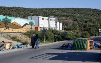 ΣΥΡΙΖΑ για Μόρια: Η Νέα Δημοκρατία έχει οδηγήσει την κατάσταση εκτός ελέγχου