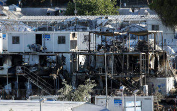 Τα έξι μέτρα της κυβέρνησης για το μεταναστευτικό μετά το χάος στη Μόρια