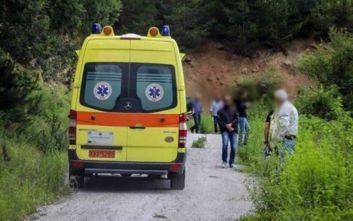 Δολοφονικό χτύπημα με αξίνα σε 40χρονο στη Φθιώτιδα