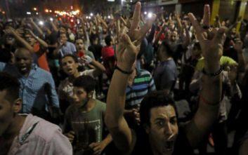 Αίγυπτος: Διαδηλώσεις κατά του προέδρου Σίσι σε πολλές πόλεις της χώρας