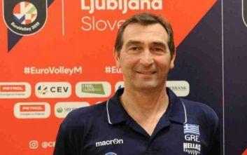 Ανδρεόπουλος: Θα εξαντλήσουμε κάθε πιθανότητα στο ματς με τη Ρωσία
